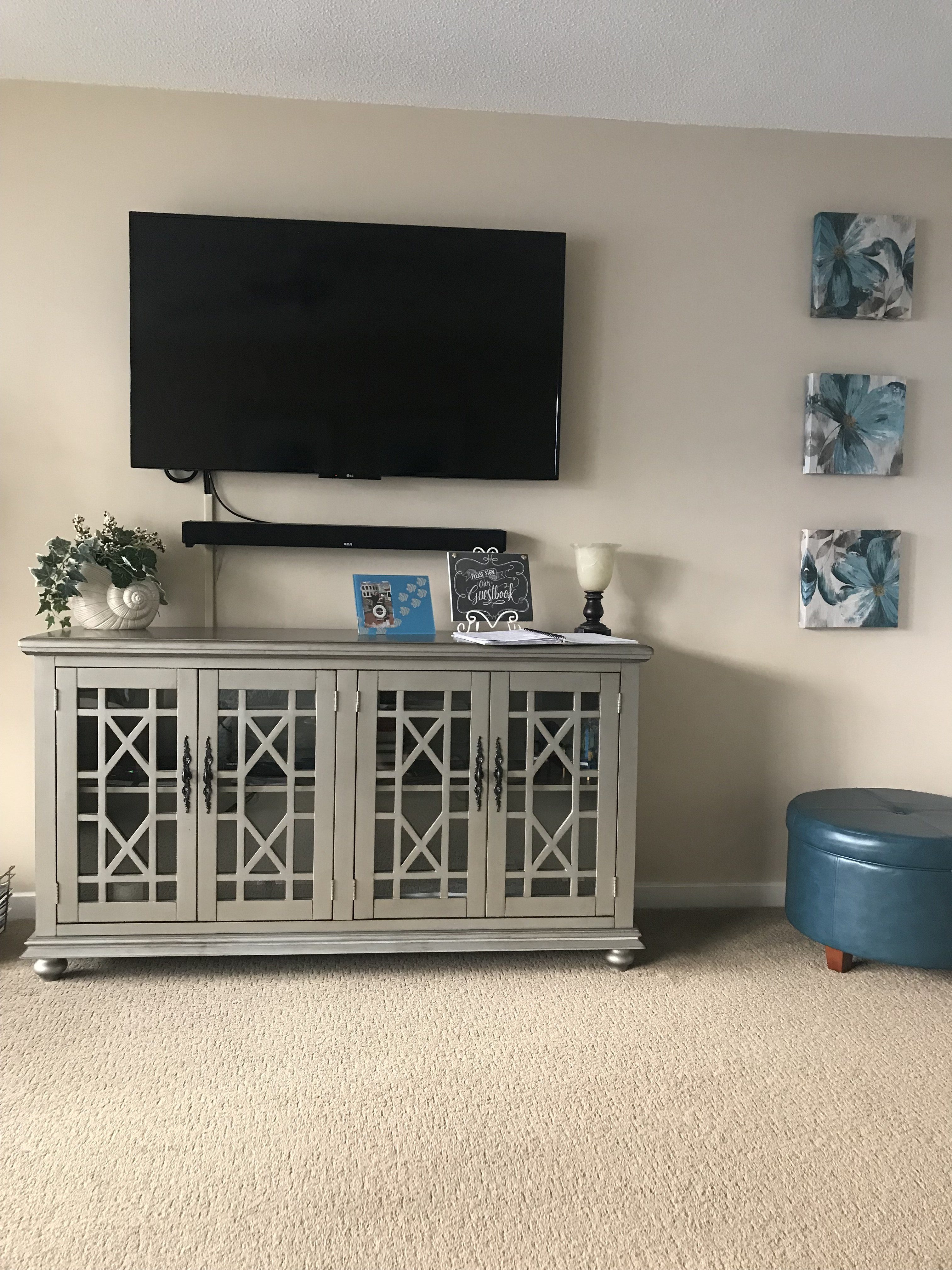 Living Room TV Area